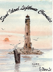 Sand Island Lighthouse Chronicles book cover image